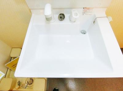 【独立洗面台】東浅香山町テラスハウス