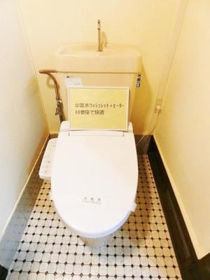 【トイレ】東浅香山町テラスハウス