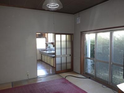 【居間・リビング】八幡沢岱45-7・中古住宅