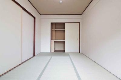 【和室】サニークレスト平野ウィングスA棟