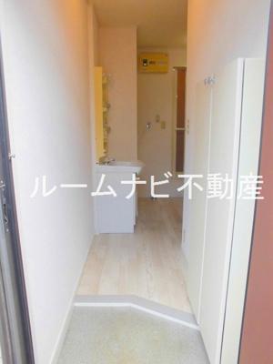 【玄関】ヴィラ・アキアーロ