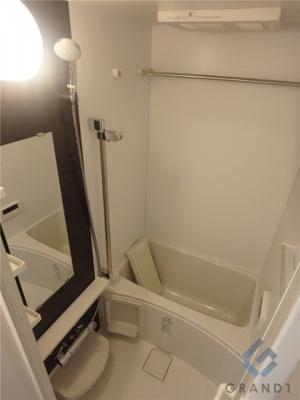 追い炊き・浴室乾燥機付きバス