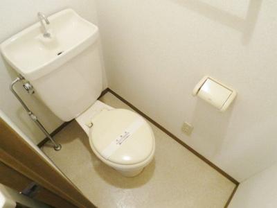【トイレ】ファミール高木