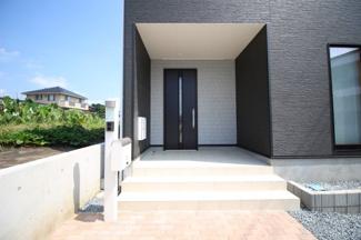 【玄関】富士市天間第9 新築戸建 全2棟 (1号棟)