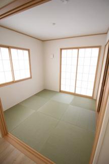 【和室】富士市天間第9 新築戸建 全2棟 (1号棟)