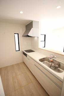 【キッチン】富士市天間第9 新築戸建 全2棟 (1号棟)