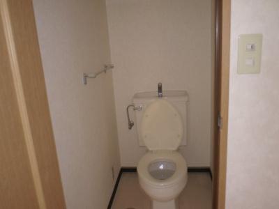 【トイレ】ツカサハイム