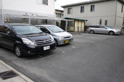 【駐車場】ツカサハイム