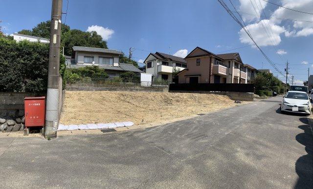 日進市岩崎町芦廻間 建築条件なし売地の画像