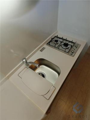【キッチン】エステムプラザ福島ジェネル