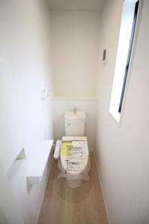 【トイレ】富士市三ツ沢第5 新築戸建 全2棟 (2号棟)