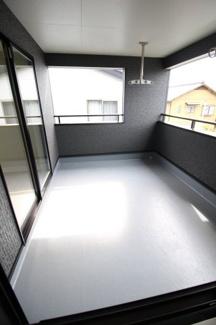 【バルコニー】富士市三ツ沢第5 新築戸建 全2棟 (2号棟)