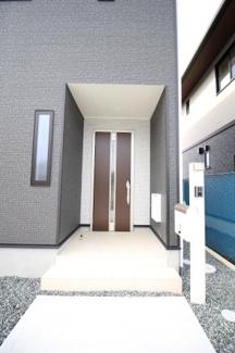 【玄関】富士市三ツ沢第5 新築戸建 全2棟 (2号棟)