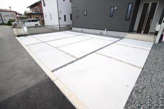 【駐車場】富士市三ツ沢第5 新築戸建 全2棟 (2号棟)