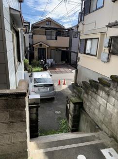 【展望】■高槻市氷室町二丁目■建築条件なし土地