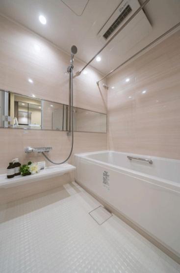 【浴室】二子玉川ライズ タワー&レジデンス タワーイースト
