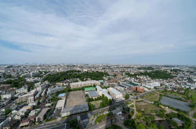 【展望】二子玉川ライズ タワー&レジデンス タワーイースト