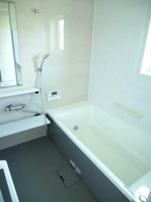 【浴室】勝北町 原 新築3LDK 平家住宅