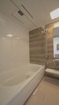 【浴室】台東区清川戸建