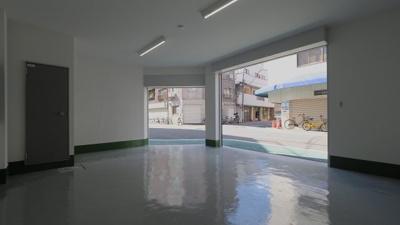 【駐車場】台東区清川戸建