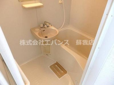 【浴室】ジャックパレス Ⅴ