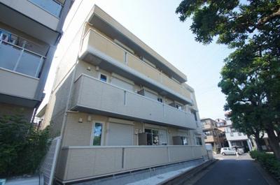 JR「川崎」駅より徒歩圏内のアパートです。