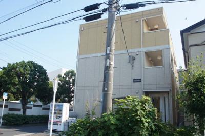 セコムのホームセキュリティがついている防犯配慮型住宅です。