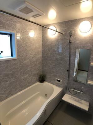 【浴室】大阪市西成区南津守3丁目 新築戸建