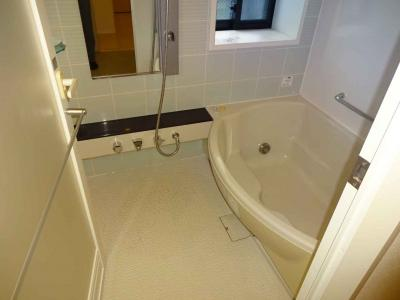 【浴室】アーバニス今出川緑彩通り