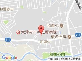 【地図】グレースコンフォート
