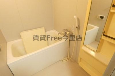 【浴室】ホワイトマーブル 仲介手数料無料