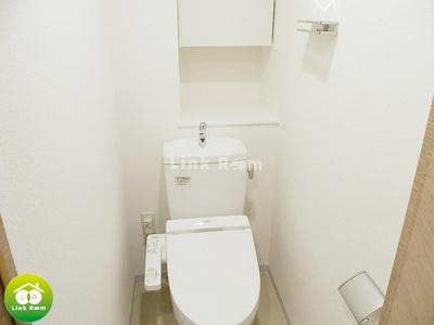 【トイレ】クレイシア門前仲町