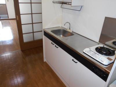 【キッチン】ウインドヴァリィ1番館