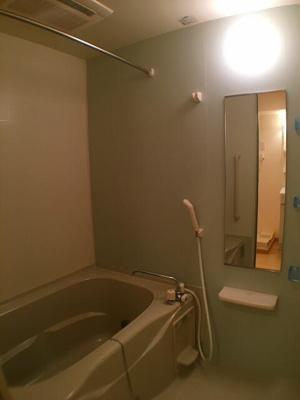 【浴室】ベルク ブルーメ タクミ