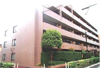 野村不動産旧分譲★タイル張りの瀟洒なマンション 平成7年築 7階建て