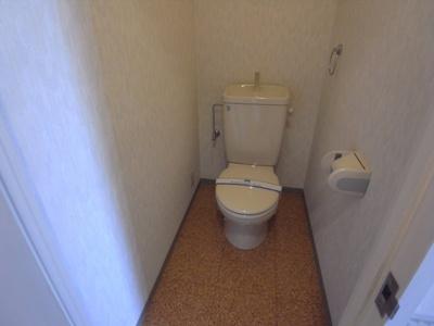 【トイレ】ロイヤルクレスト