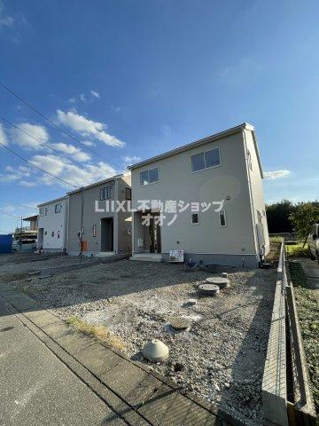 加須市南大桑の新築一戸建の画像