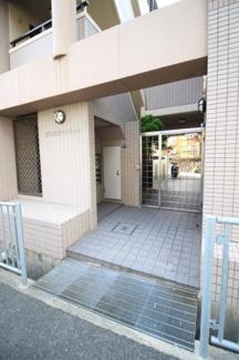 【エントランス】第三大森マンション