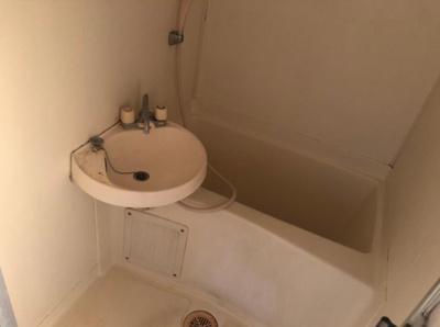 【浴室】ベルメゾン2