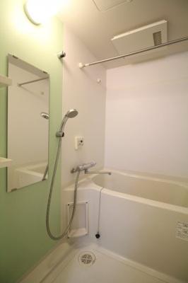 【浴室】ハピネス六甲道
