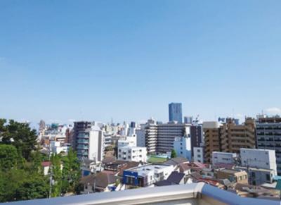 【展望】新宿区下落合4丁目 築浅未入居戸建  6480万円