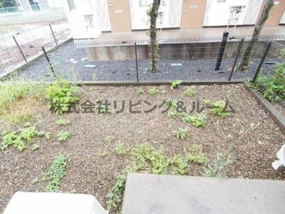 【庭】ファンテン・ヴィラ C