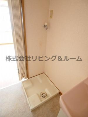【洗面所】ファンテン・ヴィラ C