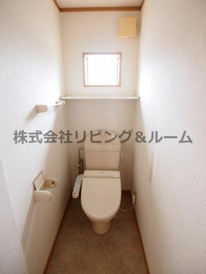 【トイレ】ファンテン・ヴィラ C