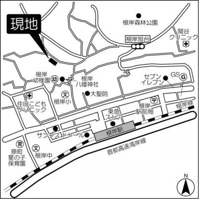 【周辺】根岸旭台フーガ