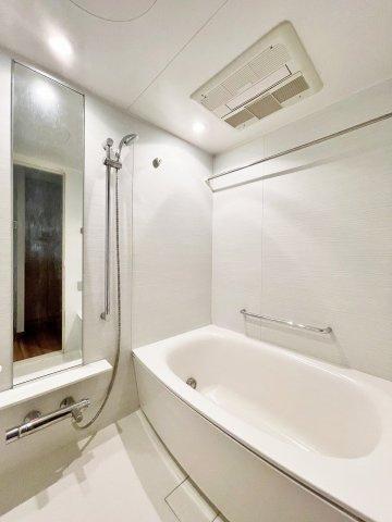 【浴室】プラティークヴェール