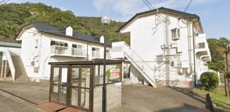 【外観】和歌山市栄谷2棟一括売アパート