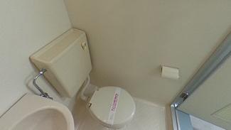【トイレ】和歌山市栄谷2棟一括売アパート