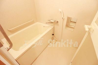 【浴室】リバーサイド大倉