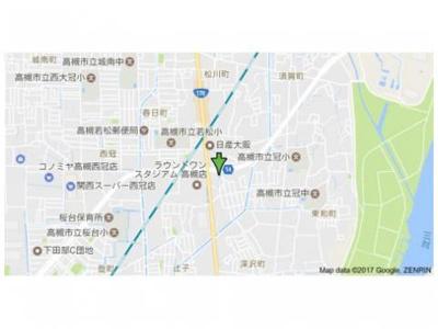 【地図】バレーロード辻子